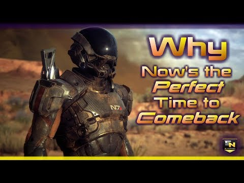 Mass Effect Andromeda | Why You Should Come Back to MEA
