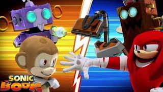 Download lagu Sonic Boom | Robot Battle Royale | Episode 27