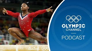 "Simone Biles ""You have to choose your battles wisely"" 