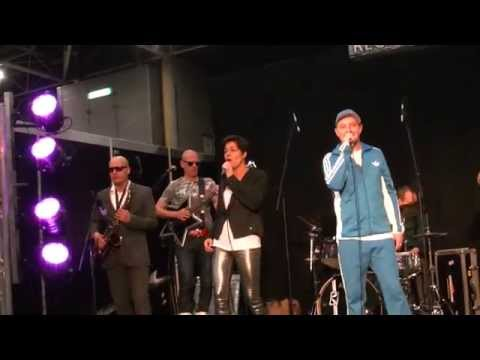 Seven Eleven (The Funk Band) Live Utrecht November 22, 2014 1 of 2