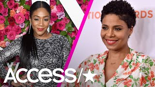 Tiffany Haddish Confirms Sanaa Lathan Bit Beyoncé