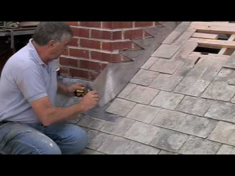 Step Chimney Flashing 2 Youtube