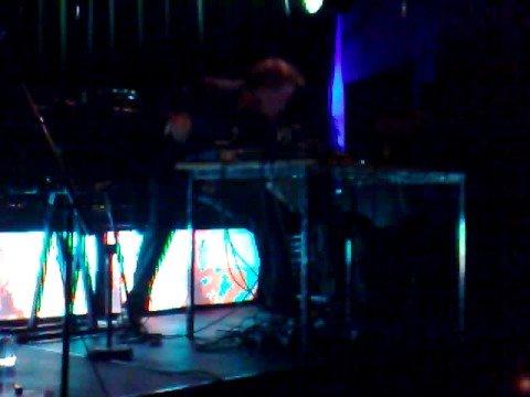 Automat.Piss:tool. Live@Ekkofestivalen 2008