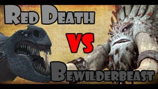 Red Death vs Bewilderbeast