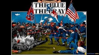 Blue and The Gray, The gameplay (PC Game, 1993)