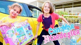 Çocuk videoları.  Canavar Kardeşler markete gidiyor