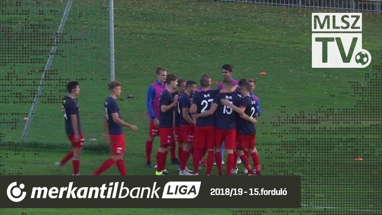 Vác FC - Békéscsaba 1912 Előre | 1-1 (0-0) | Merkantil Bank Liga NB II.| 15. forduló |