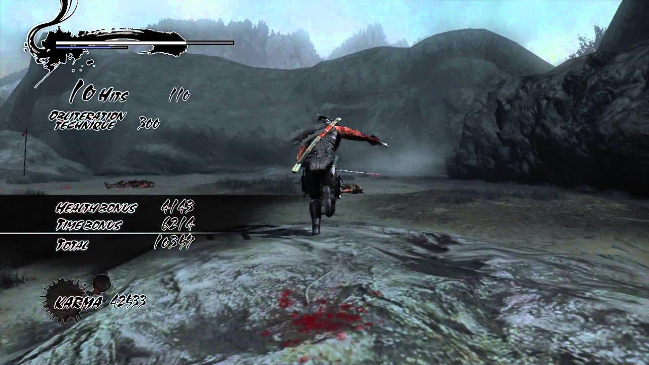 Download Ninja Gaiden 3 Razor's Edge Day 5 Part 1