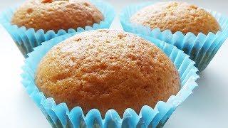 Кексы на кефире/  Отличное тесто для капкейков и маффинов!!!
