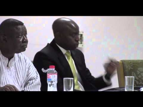 GIMPA-The Launch of Agribusiness Management Programme(AgMP)-4