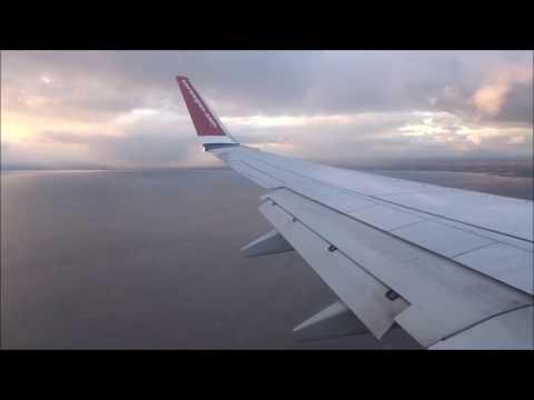 Dublin - Copenhagen - Norwegian 737-8JP - LN-DYU - 2nd November 2016