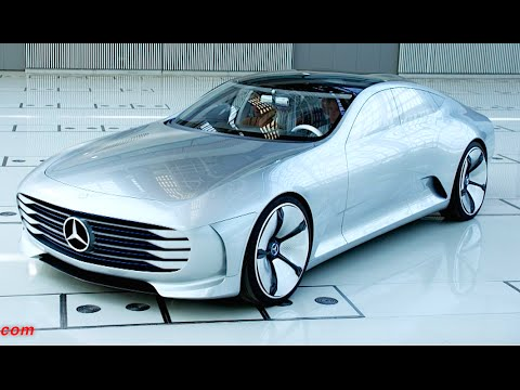New Mercedes 2020 New Mercedes S Class Vision 2020 First Commercial Official AMG