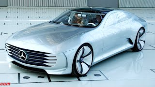 New Mercedes S Class Vision 2020 First Commercial Official AMG Mercedes S Class Transformer CARJAM
