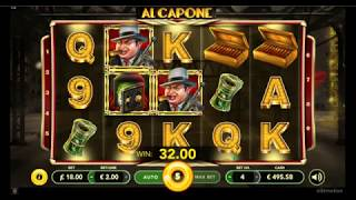 Al Capone game 4 minute preview