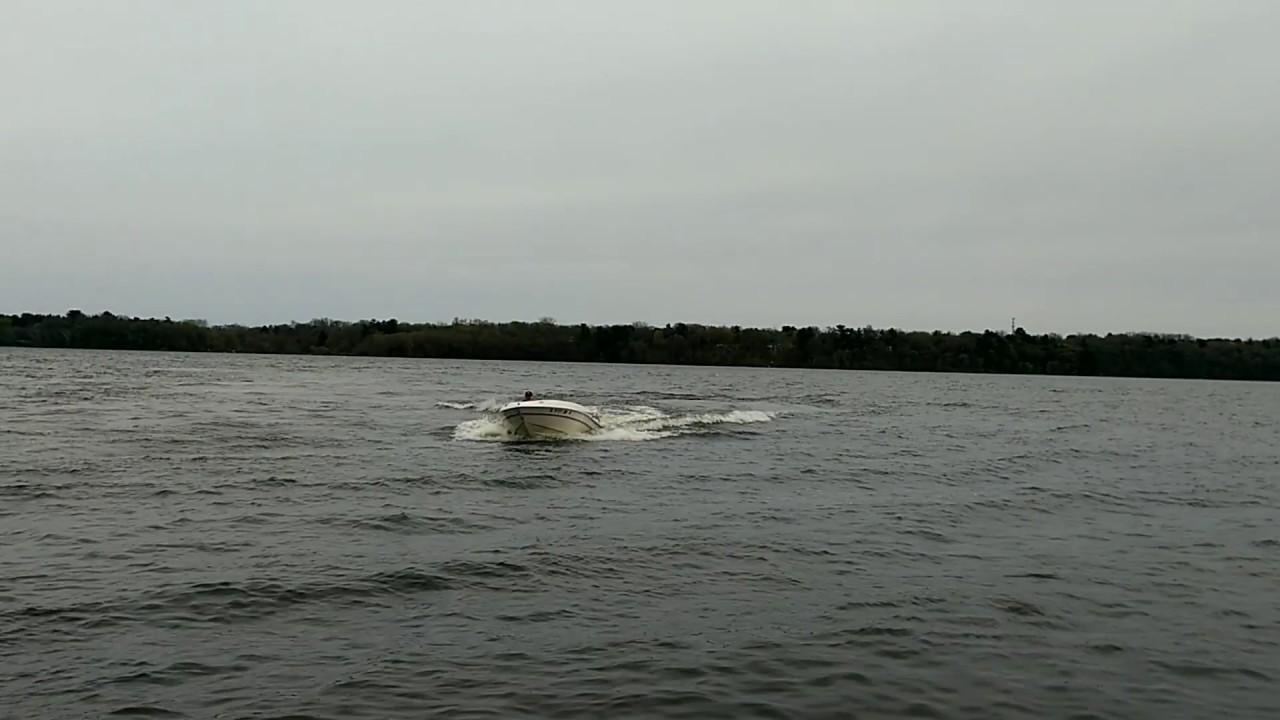 1994 four winns fling jet boat [ 1280 x 720 Pixel ]