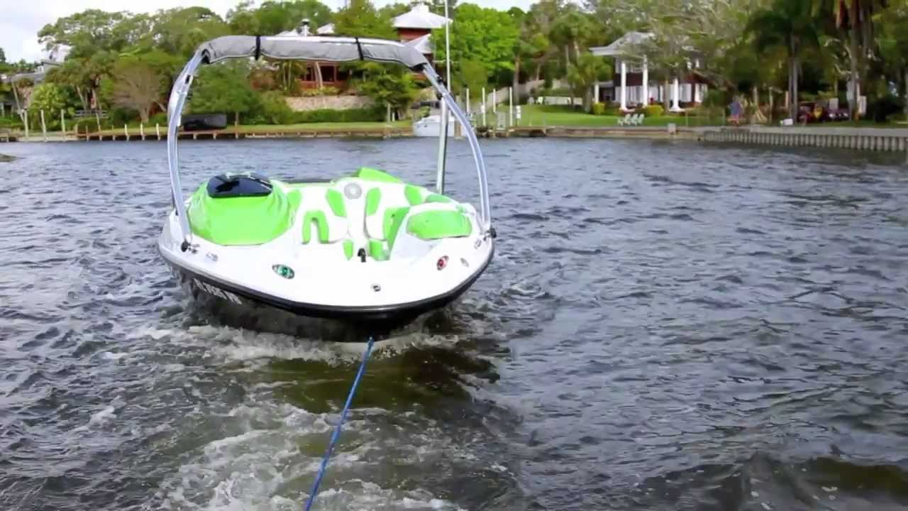 Sailboat Tow Harness Simple Electrical Wiring Diagram Airhead Proper Tender Boat Towing Youtube