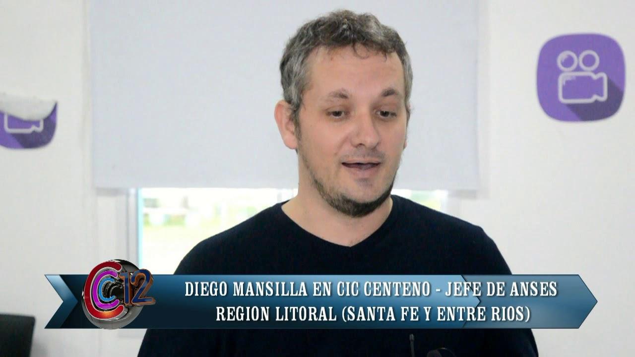 DIEGO MANSILLA/JEFE DE ANSES REGIÓN LITORAL