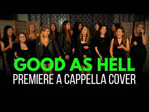 Good As Hell - Lizzo (Cover by Premiere A Cappella)