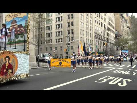 Video#819 NYC Greek Independence Day Parade 2012 Pt 8