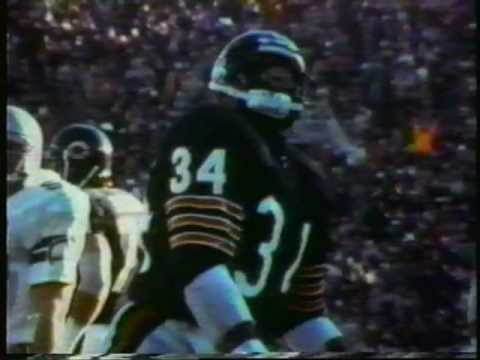 Walter Payton Funeral - News Coverage (Part II)