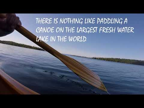 Isle Royale Canoe Trip 2017