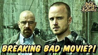 Vince Gilligan Confirms Breaking Bad Movie! (Aaron Paul Set to Return!)