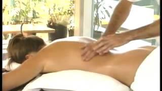 Общий массаж тела Женщине Видео урок