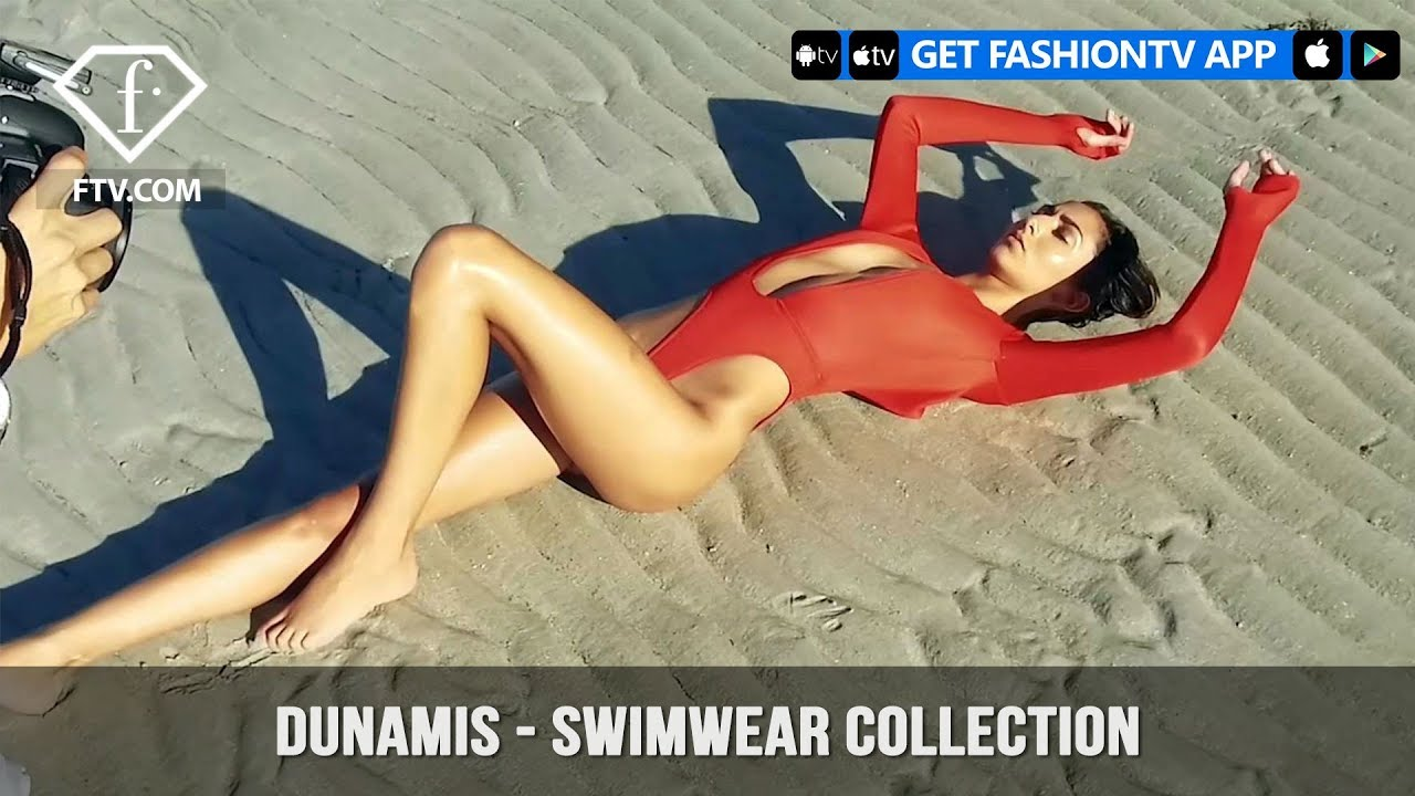 d2abc427321 Dunamis - Behind The Scenes Swimwear Collection