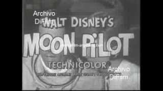 "DiFilm - Trailer del film ""Moon Pilot"" 1962"