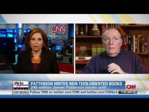 Nadia Bilchik Interviews James Patterson