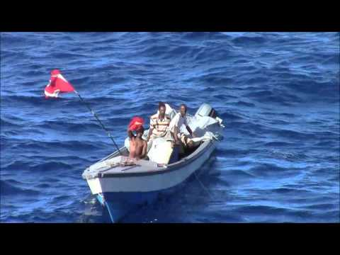 5 Jamaican Fishermen Lost At Sea Rescued After 3 Weeks