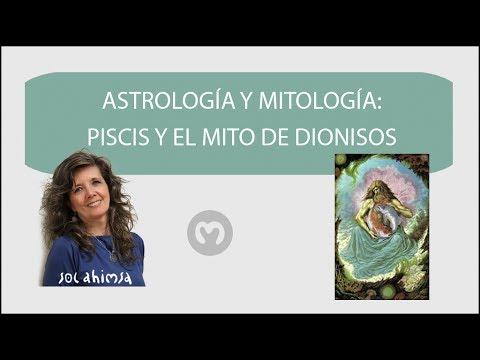 ASTROLOGÍA Y MITOLOGÍA: PISCIS Y EL MITO DE DIONISO