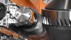 Liebherr - Die Wälzfräsmaschine LC 380-500