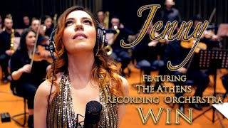 Jenny feat. The Athens Recording Orchestra - Win - Official Video
