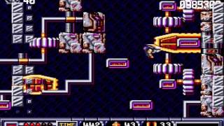Turrican II Anthology Stage 4-2