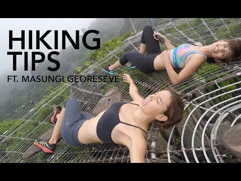 Tips on How to Prepare for a Hike || Ft. Masungi Georeserve