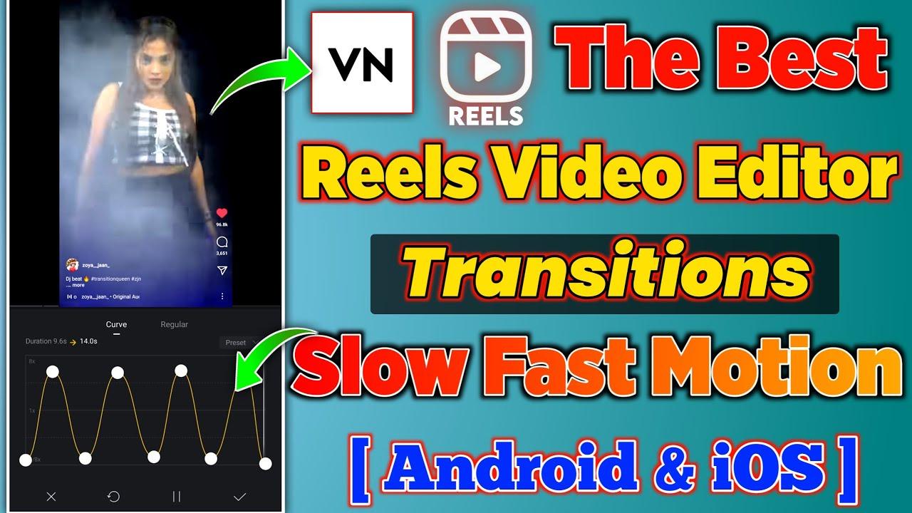 Download The Best Reels Video Editor App | VN App Video Editing Tutorial | Android & iOS | Ravi Rajput YT