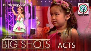 Little Big Shots Philippines: Thea | 4-year-old Cute Little Joker