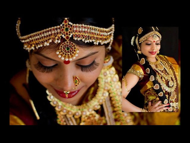 PUNJABI BRIDES;NOSE RINGS- 50 different styles of wear on your day..