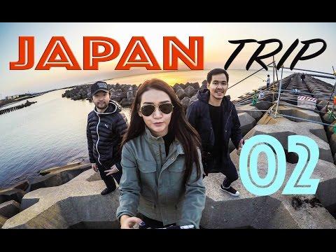 เที่ยวญี่ปุ่นด้วยตัวเอง,กับเพื่อนญี่ปุ่น  JAPAN  TRIP 2016 ep.2