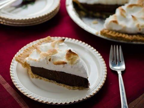 Chocolate Cream Pie - The Hillbilly Kitchen