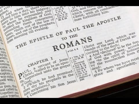 The Complete Book of Romans Read Along