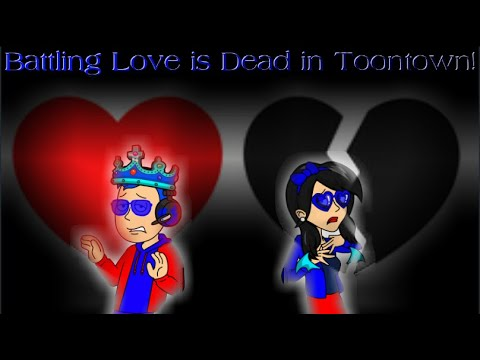 Battling Love is Dead in Toontown! (Valentine's day Special!)  