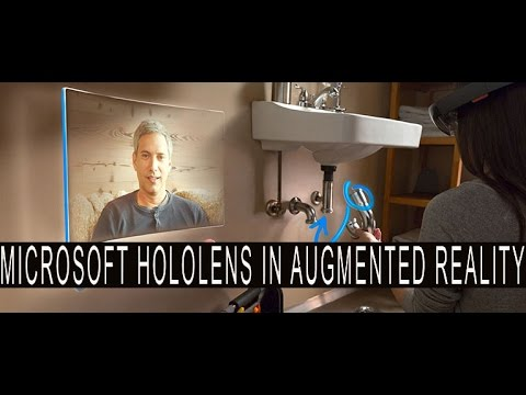 hololens transform your world | Microsoft HoloLens - virtual reality videos