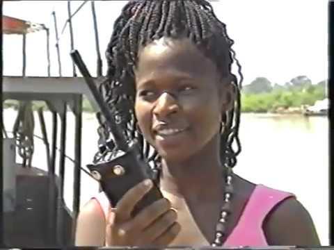 MISS GUINÉ-BISSAU - 1994