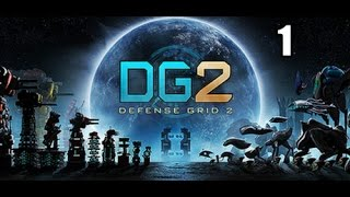 Defense Grid 2- Part 1 (This is looking like a great sequel)