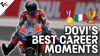 The Best Moments of Andrea Dovizioso's Career | #GrazieDovi