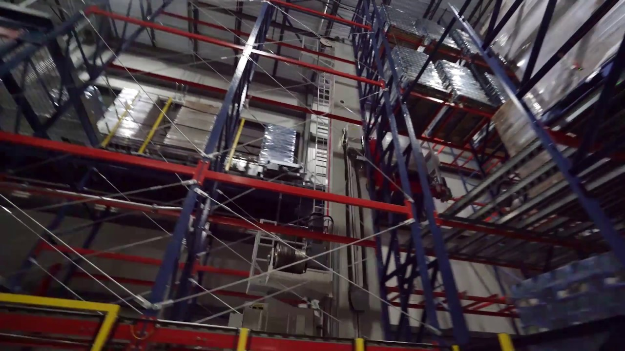 U.S. Cold Storage USA (Swisslog reference) & U.S. Cold Storage USA (Swisslog reference) - YouTube