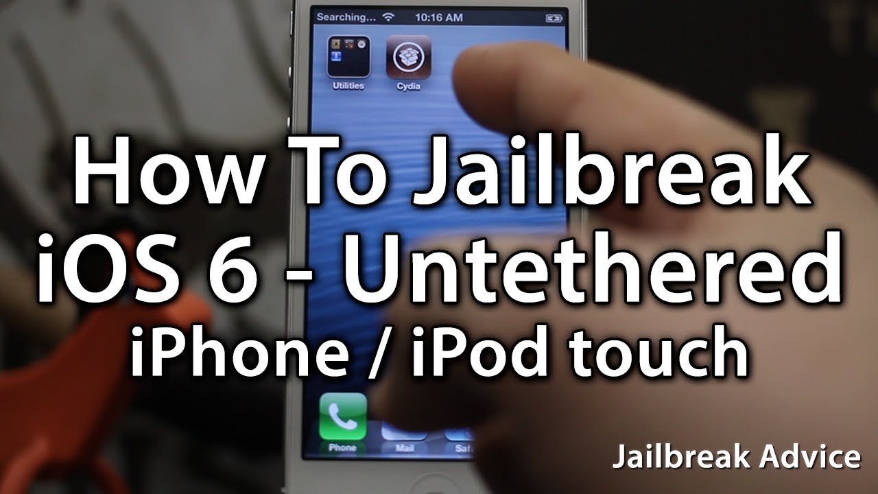 use iphone as ipod how to jailbreak the iphone 5 ipod touch using evasi0n 6355