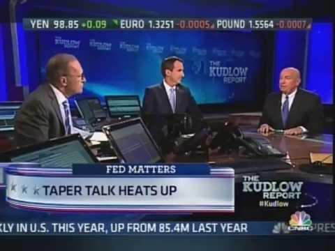 Congressman Kevin Brady Co-Hosts The Kudlow Report